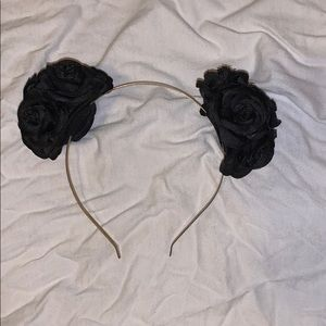 Accessories - Black headband